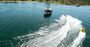 Lagoa Corumbá em Caldas Novas