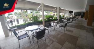 Apartamento 1 quarto a venda no Veredas do Rio Quente Flat Service - Apto 711