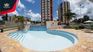 Apartamento 2 quartos a venda no Residencial Belvedere em Caldas Novas - apto 1002 B