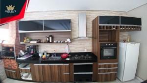 Sobrado de alto padrão e 5 quartos a venda em Caldas Novas no setor itanhangá I