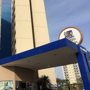 Aluguel para temporada em Caldas Novas no Golden Dolphin Grand Hotel