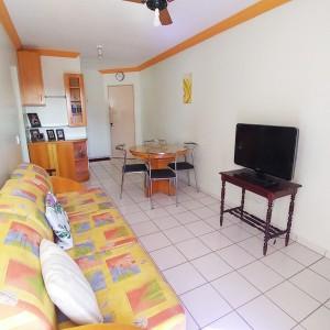 Apartamento um quarto à venda em Caldas Novas no Condomínio Residencial Águas da Fonte - 1003 C