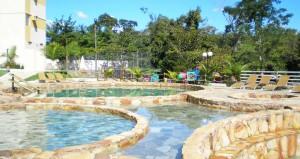 Thermas Paradise Residence Service em Rio Quente Goiás