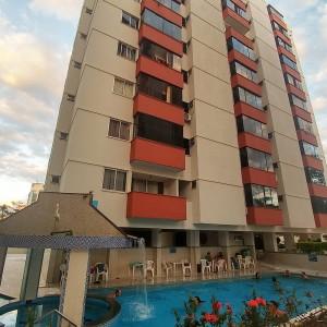 Condomínio Residencial Tropical - Apartamentos a venda em Caldas Novas